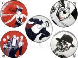 Suehiro Maruo Shoujo Tsubaki Pin LG Group 2 - choice of five