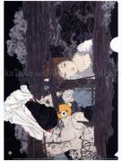 Takato Yamamoto Night Reverie Clear File - front