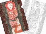 Takato Yamamoto Nosferatu - Attachment Clear File - front and back