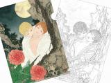 Takato Yamamoto Nosferatu - Love Clear File - front and back