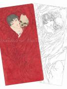 Takato Yamamoto Nosferatu - Red Sheets Clear File - front and back