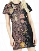 Takato Yamamoto Grotesque Tee Dress - front view