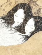 Takato Yamamoto Poster 12 Like a Curtain of Ashes - detail