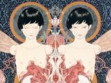 Takato Yamamoto Twin Rose poster detail