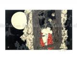 Takato Yamamoto print Servant of the Night 夜のめしうど