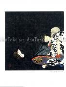 Takato Yamamoto print Night Mirror 夜鏡