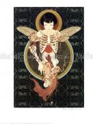 Takato Yamamoto print Fomentation of A Hermaphrodite ヘルマフロディトゥスの醸成