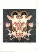 Takato Yamamoto print Twin Roses 双児の薔薇