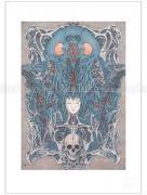 Takato Yamamoto Print 24 The Emblem of Cthulu