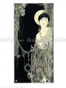 Takato Yamamoto print Curtain of Night 夜の帷