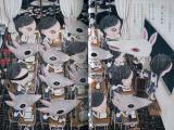 Talking Heads No. 47 Magazine Pseudo-Human - Kenichi Koyama