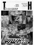 Talking Heads No. 55 magazine Black & White Rondo - front cover