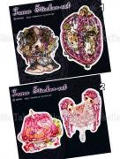Tama Sticker Set Group 4