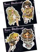 Tama Sticker Set Group 5