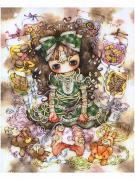 Tama Sweet Nutrient original painting
