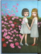 Tomomi Hasegawa The Longest Dream - inside page
