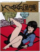 Toshio Saeki Banshou Kaiki book