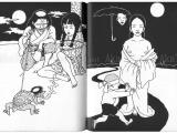 Toshio Saeki The Earliest Works inside pages