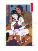 Toshio Saeki Chimushi Print No. 15