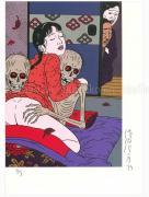 Toshio Saeki Chimushi Print 20