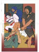 Toshio Saeki Chimushi Print No. 26