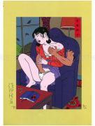 Toshio Saeki Chimushi Print 33
