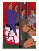 Toshio Saeki Chimushi Print 37