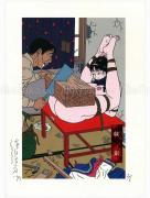 Toshio Saeki Chimushi Print No. 42