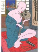 Toshio Saeki Print 43
