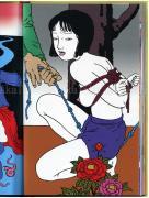 Toshio Saeki Yumenozoki - inside page