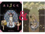 Trevor Brown Alice Poster Pair