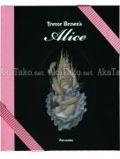 Trevor Brown Alice Book - Special Edition front cover