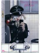 Trevor Brown Girls War clear file 1 back - i-Nazi