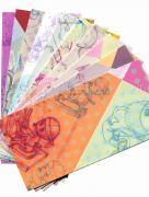 Trevor Brown Drawing Book envelopes set
