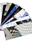 Trevor Brown Alice envelopes set