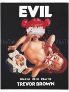 Trevor Brown Evil - front cover