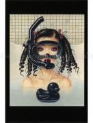Trevor Brown Postcards - Rubber Duck