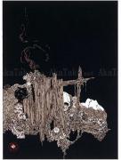 Takato Yamamoto Vampire (Silence) painting