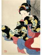Takato Yamamoto Very Early Spring painting