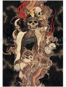 Takato Yamamoto Warring Land Holocaust painting