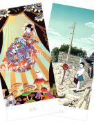 Yuji Moriguchi Postcard Set