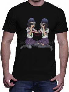 Shintaro Kago t-shirt Kijin Gahou