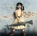 Trevor Brown - Machine Gun Girl