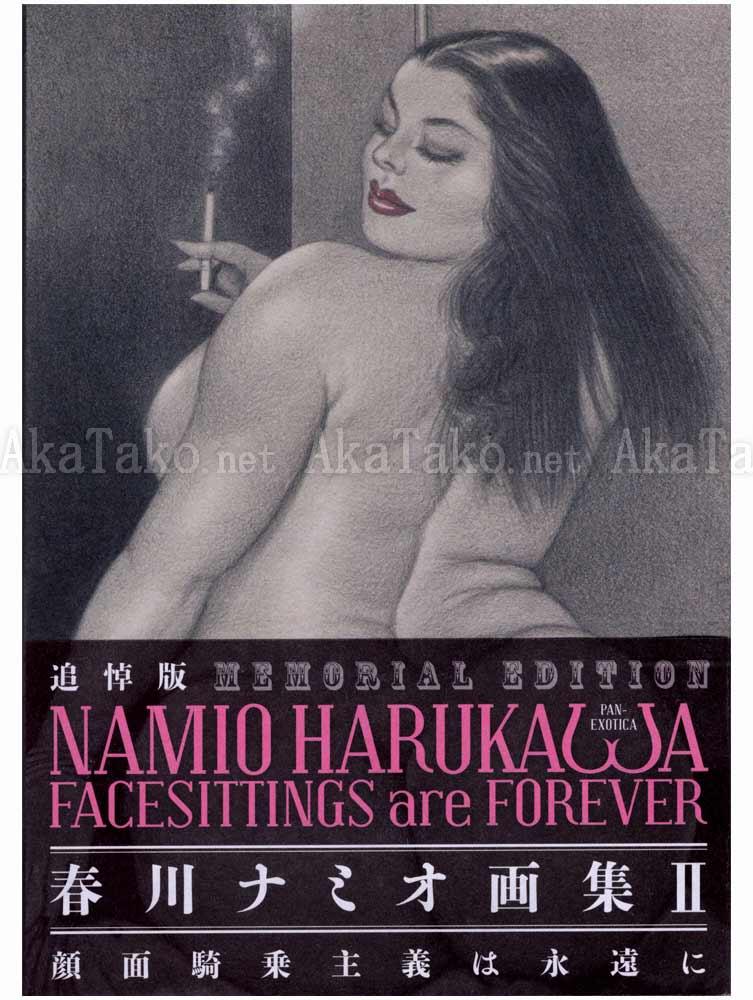 Namio Harukawa Facesittings Are Forever
