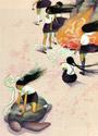 Fuco Ueda - Playing with fire