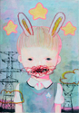 Hikari Shimoda - Power Line and Rabbit (Secret)