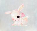 Hikari Shimoda - Rabbit's Stuffed Animal