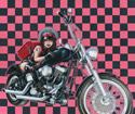 Trevor Brown - Schoolgirl Biker