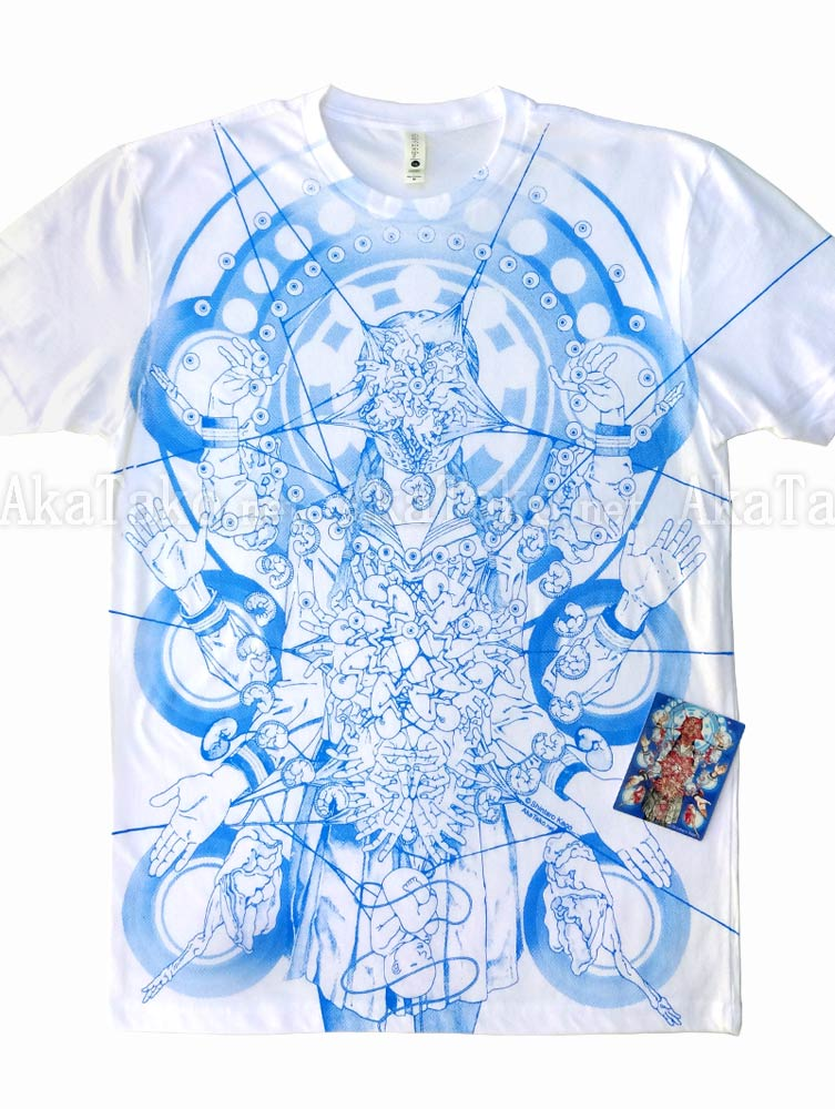 Shintaro Kago t-shirt Fetus Mandala PRE-ORDER