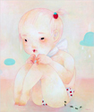 Hikari Shimoda - Strawberry Panties